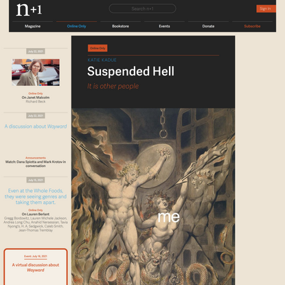 Suspended Hell