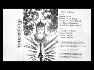 Jim Kirkwood - Master of Dragons (1991) (Dungeon Synth, Electronic Fantasy)
