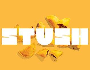 STUSH Branding & Packaging