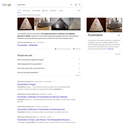 pyramidion - Google Search