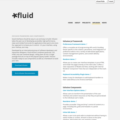 Infusion | fluid