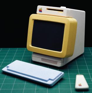 prototype by German designer, Hartmut Esslinger. 1980s.