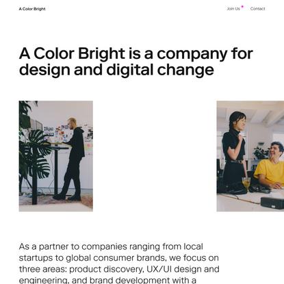 A Color Bright