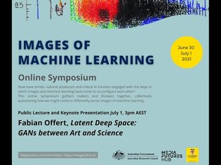 Keynote: Fabian Offert at 'Images of Machine Learning' Online Symposium
