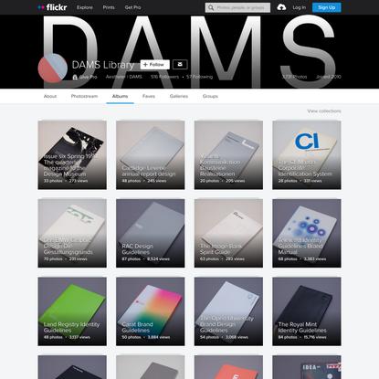 DAMS Library's albums | Flickr