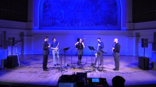 Triac - Performed by Splinter Reeds