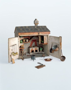 Play kitchen, 1788.
