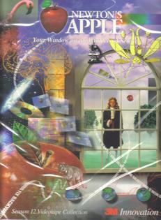 Newton's Apple - Videotape Cover (HQ)