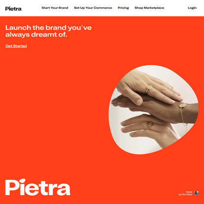 Launch Your Creative Business   Pietra