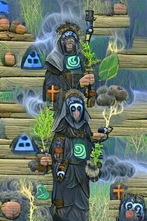 Necroprimitivist Priests
