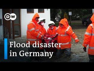 Disastrous floods in western Germany - The Eifel disaster   DW Documentary