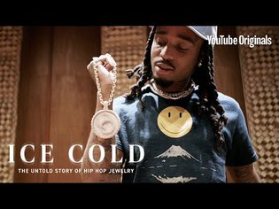 ICE COLD: The Promise of Hip Hop Jewelry