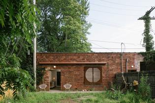 The 2020 winner of AR's House award: Big Space, Little Space by Davidson Rafailidis