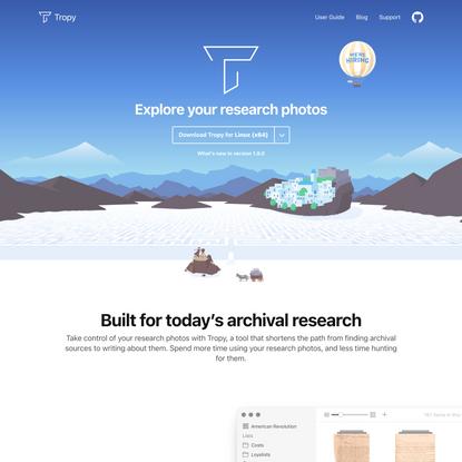 Explore your research photos