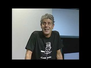 Anthony Bourdain, Leadership Lessons From the Kitchen, 2006