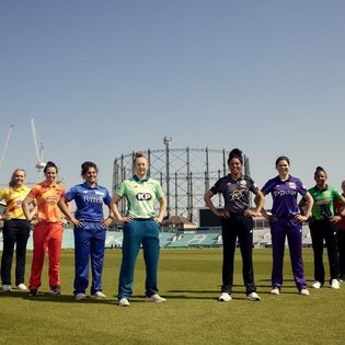The Hundred - A new tournament to close the gender gap and inspire women and girls to take part in cricket