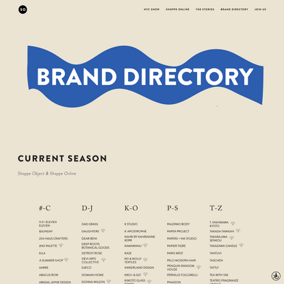 Brand Directory