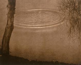 Kumezu Ota - The Ripple, c.1933
