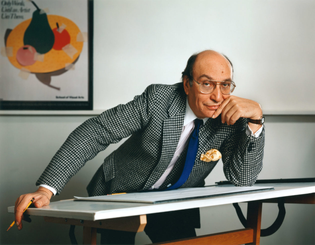 Milton Glaser (1990)