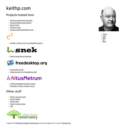 keithp.com