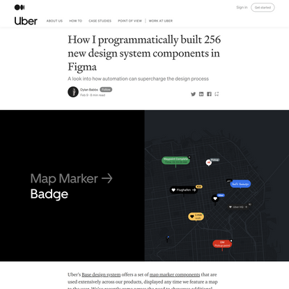 How I programmatically built 256 new design system components in Figma