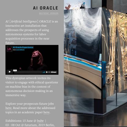 AI Oracle
