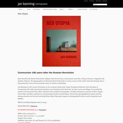 Red Utopia | janbanning.com