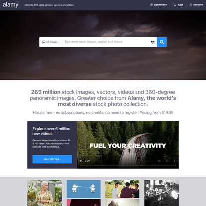 Alamy – Stock Photos, Stock Images & Vectors