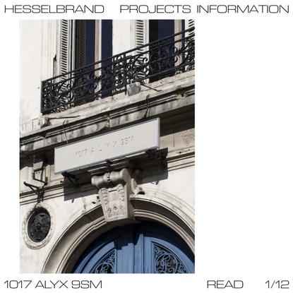 1017 ALYX 9SM   Hesselbrand