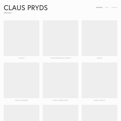 CLAUS PRYDS