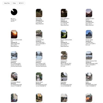Mass Files