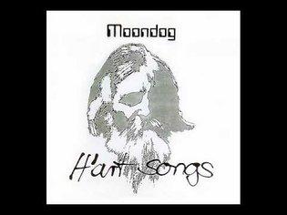 Moondog - High On A Rocky Ledge (1978)