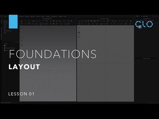 Beginner's Guide to CLO Part 1 Foundations: Layout (Lesson 1)