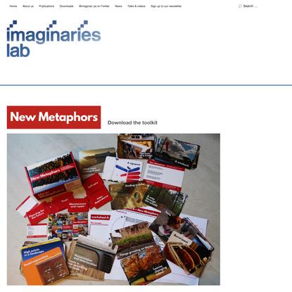 Imaginaries Lab, New Metaphors