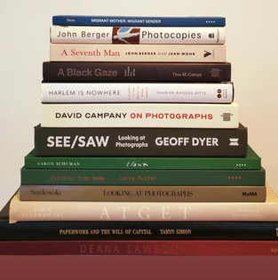 """Teju Cole's """"words and photographs"""" class at Harvard, the syllabus:"""