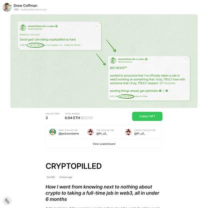 CRYPTOPILLED — Mirror