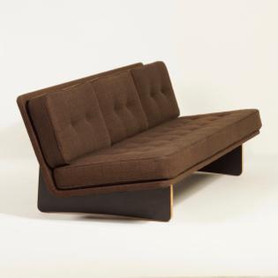 671 sofa designed by Kho Liang, 1968