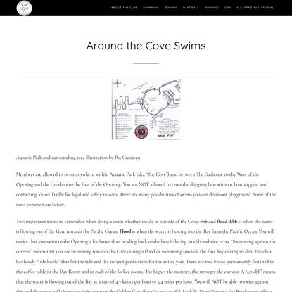 Around the Cove Swims