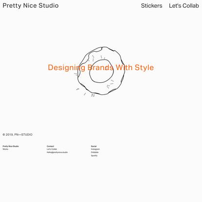 Pretty Nice Studio