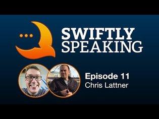 Swiftly Speaking 11: Chris Lattner