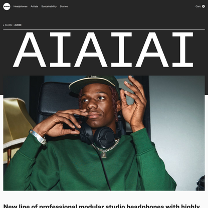 AIAIAI Audio | Trusted by artists all over the world