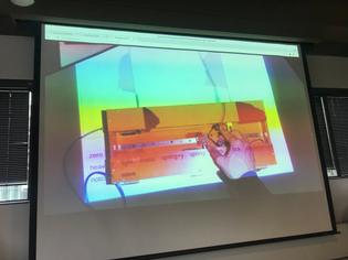 Robert Ochshorn - Industrial Touch (aka Orange Box)