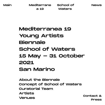 Mediterranea 19