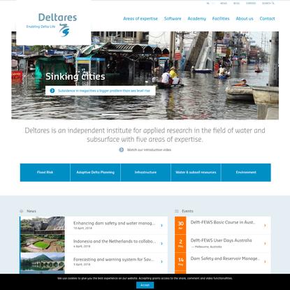 Deltares - Enabling Delta Life