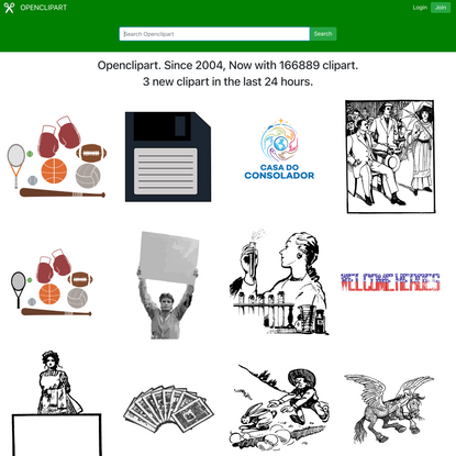 Openclipart - Clipping Culture
