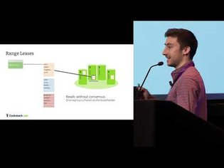 CockroachDB: Architecture of a Geo-Distributed SQL Database | Cockroach Labs