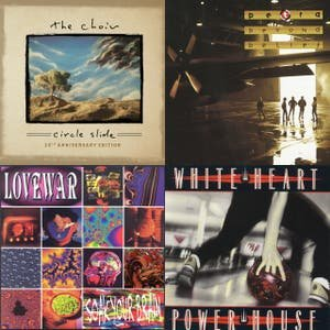 CCM rock, 1990s - playlist by Brad Shoup   Spotify