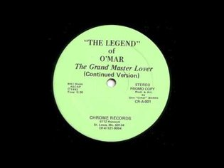 The Grand Master Lover - Legend of O'Mar