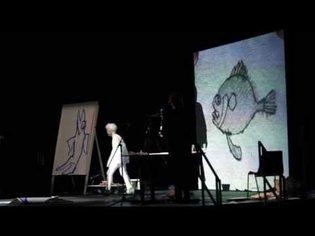 21.10.2014 Reanimation   Performance by Joan Jonas and Jason Moran
