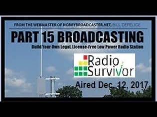 Radio Survivor #120 - Have Your Own Tiny Radio Station